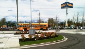 Vancouver-School-Bus-services-IKEA-Richmond