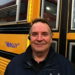 school bus driver Don Minaker