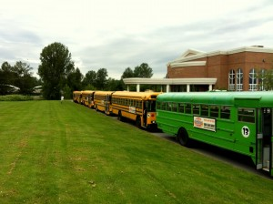 Vancouver School Bus Pickup
