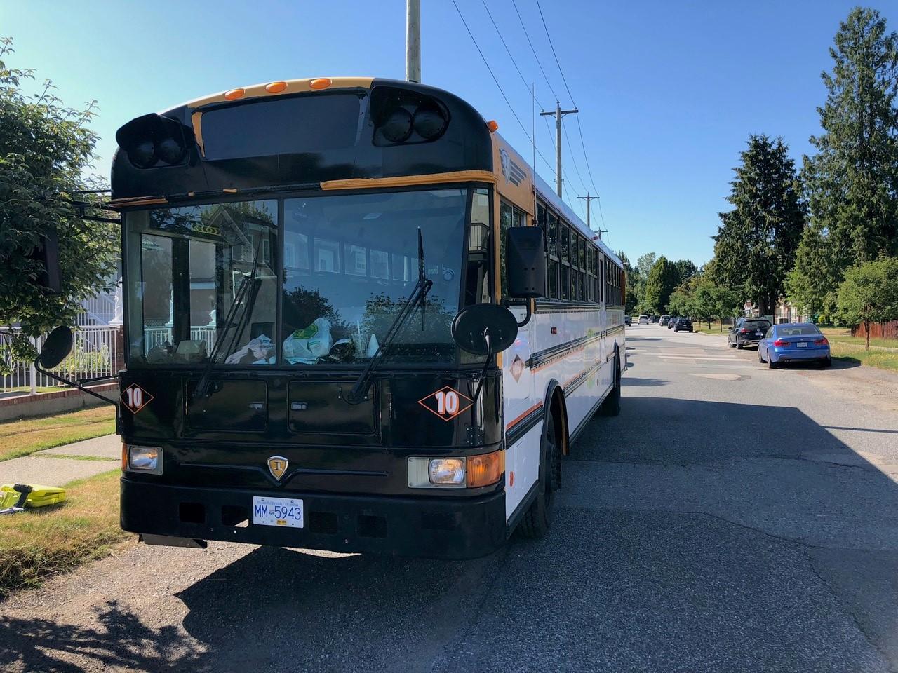 vancouver school bus